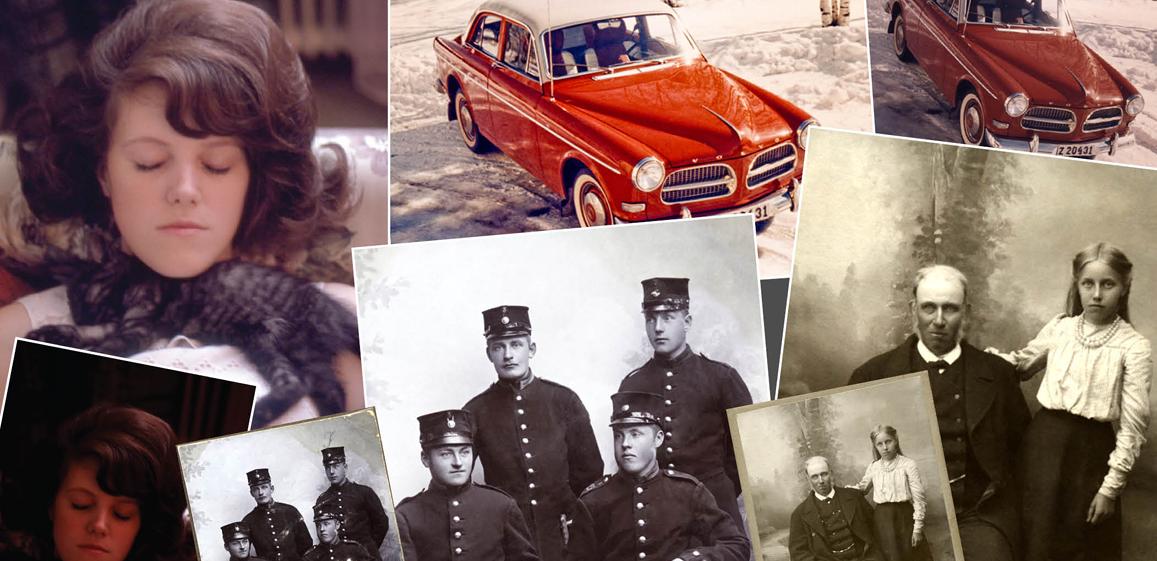 Foton före och efter redigering Herkules PR & RetroRepro