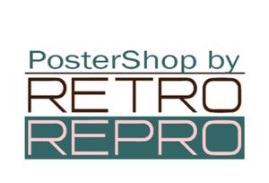 Logo PosterShop by RetroRepro