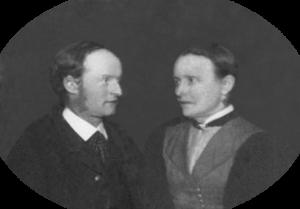 Olaus och Lisa